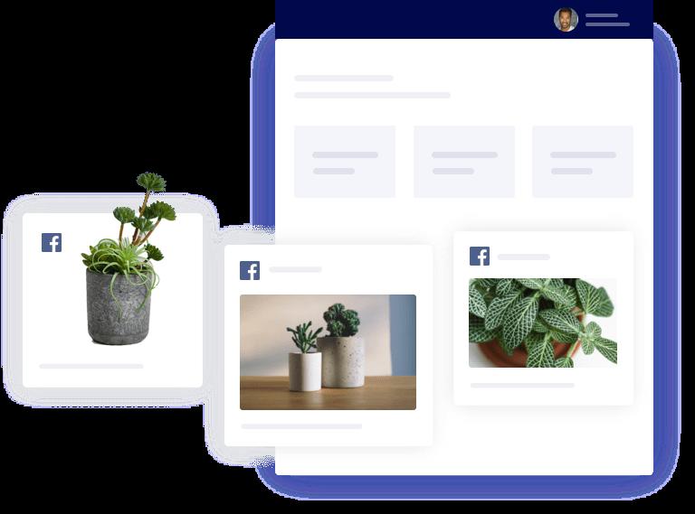 campanii facebook ads reclame facebook agentie publicitate facebook 21vision oradea remarketing facebook