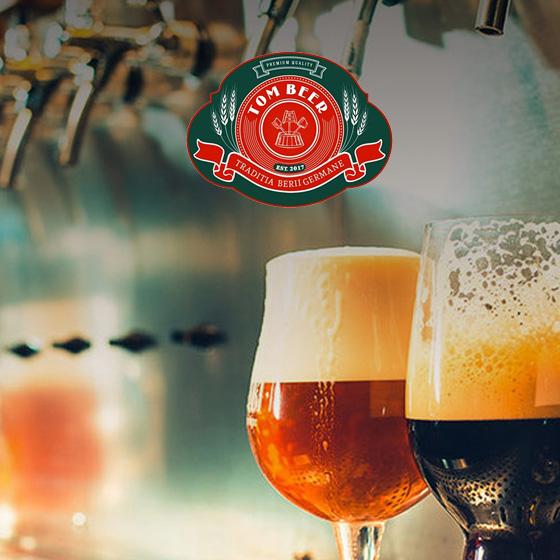 design web site prezentare tombeer fabrica bere artizanala oradea agentie publicitate 21vision