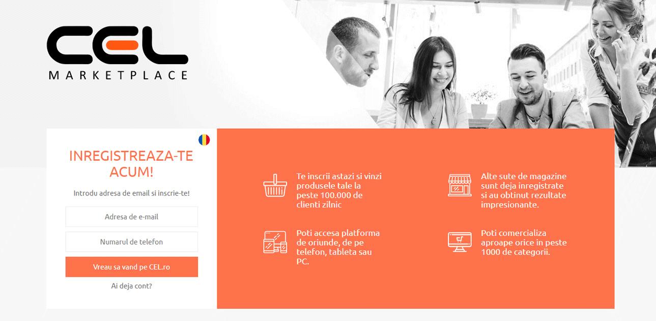 dezvoltare api marketplace cel agentie publicitate 21vision oradea programare web produse marketplace
