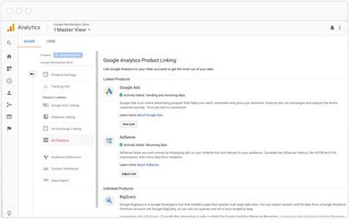 monitorizare trafic site monitorizare conversii magazin online google analytics hotjar 21vision agentie marketing solutii ecommerce