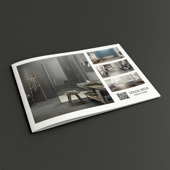 print design revista catalog spazio ideea eas residence agentie publicitate 21vision oradea