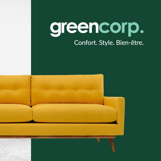 print design tipografie oradea greencorp productie canapele agentie publicitate 21vision