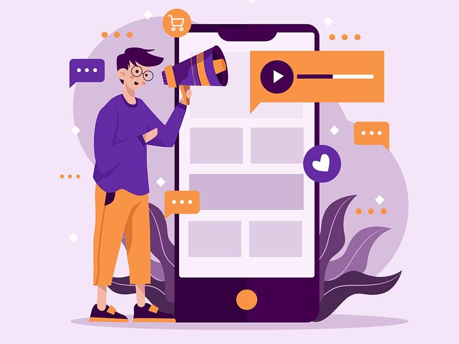 Strategie de Content Marketing pentru Magazin Online 21vision agentie publicitate oradea