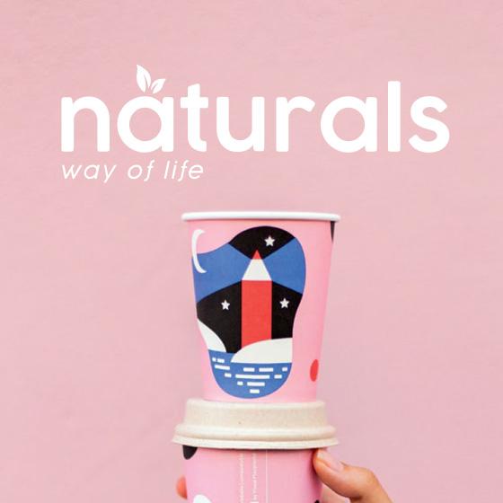 creare logo identitate vizuala naturals 21vision agentie publicitate programare web oradea