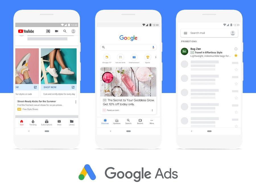 Campanii Discovery Analiza Optimizare Campanii Google Ads 21vision agentie publicitate oradea google partners